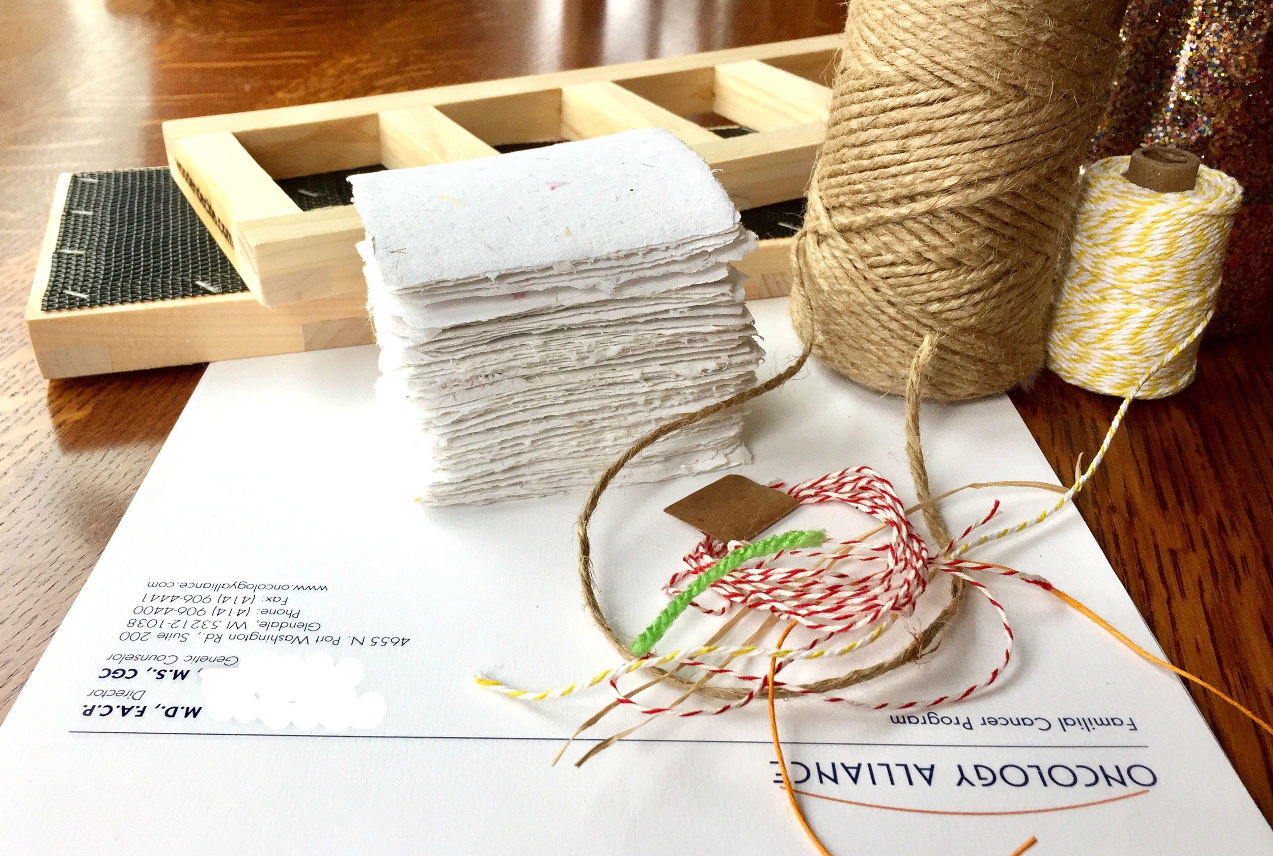 handmade-paper-business cards