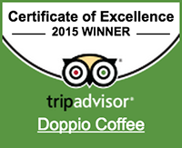 Trip Advisor Winner of Execellence