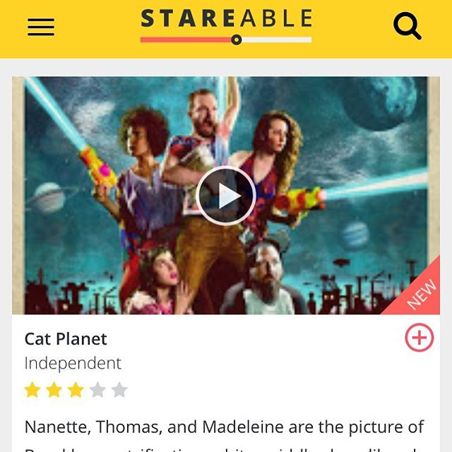 CAT PLANET now bingeable on Stareable.com for all your family-escaping needs this holiday season. 💨🚀🐲 #nowstreaming #stonerlife #cats #catstagram #catsoftheworld #catlover #stoner #stonergirl #lasers #animation #comedy #scifi #catnip #gnarlyrips #cats #dope #getlaid #thisiscatplanet