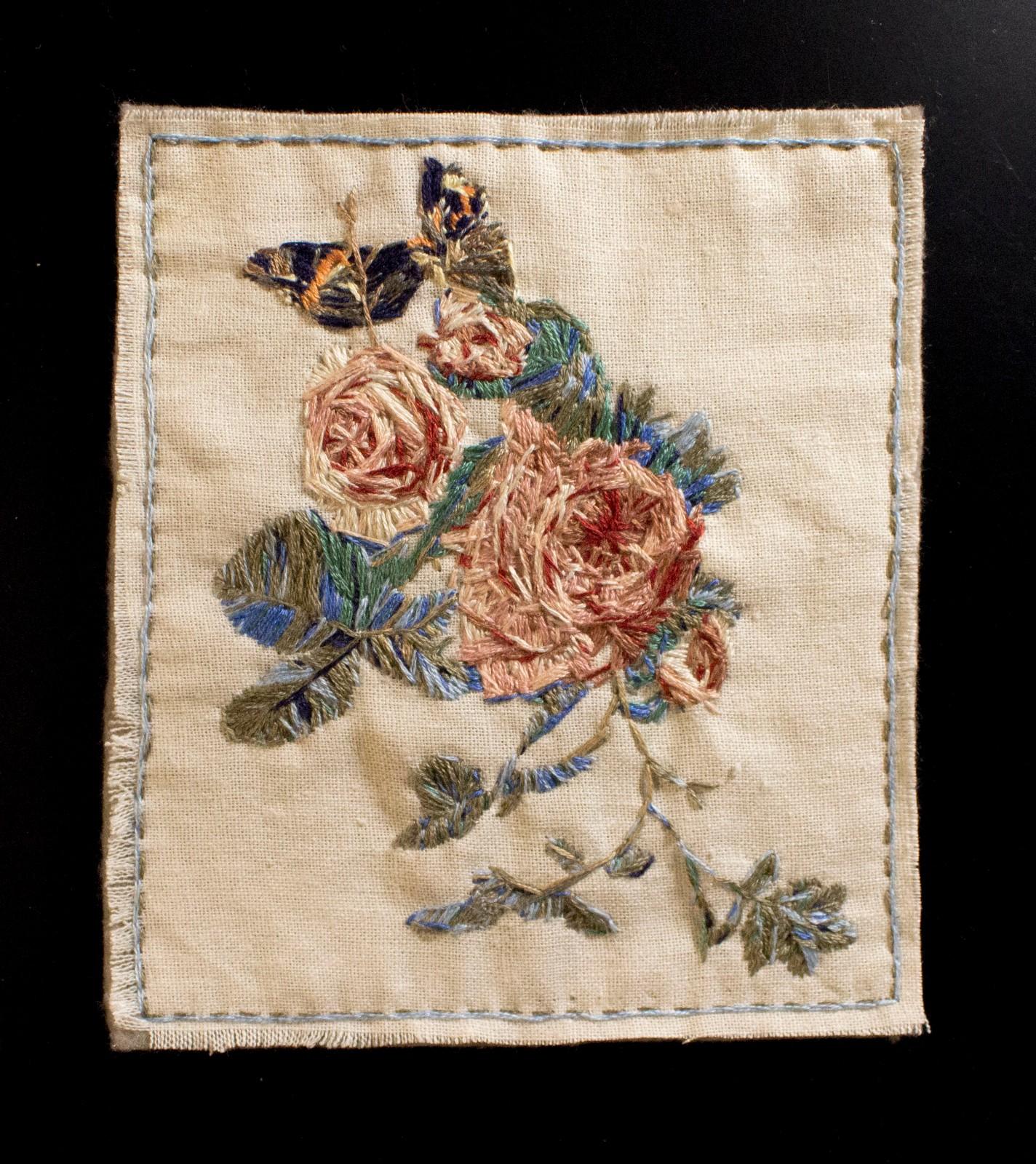 Vanitas Embroidery 3