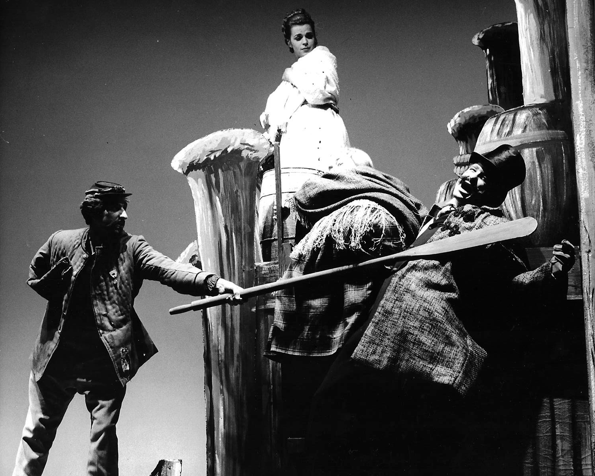 Under the Gaslight - 1967