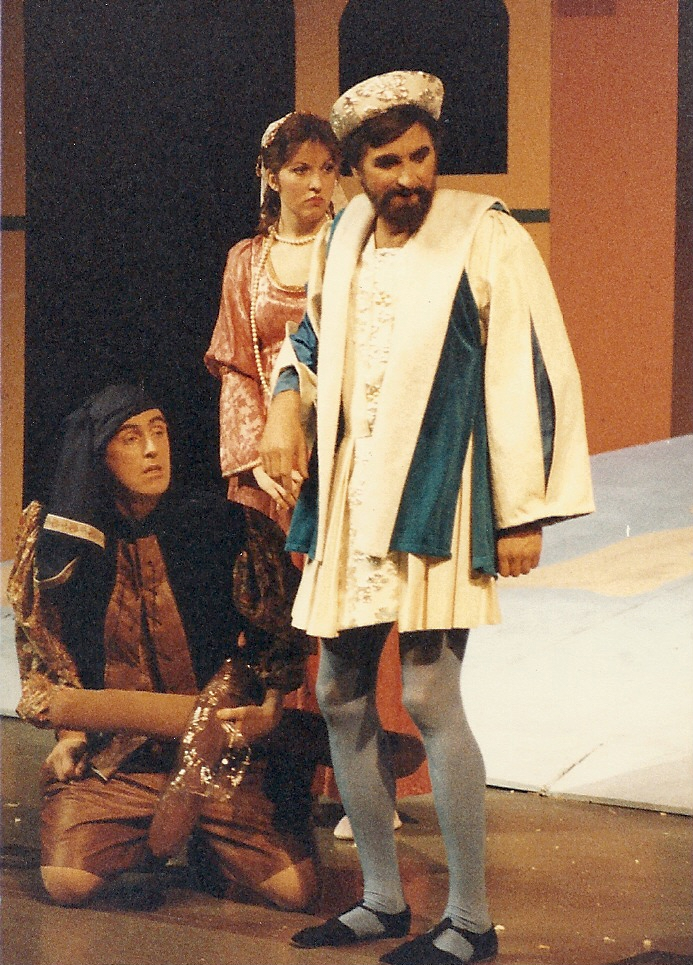 Comedy of Errors - 1986