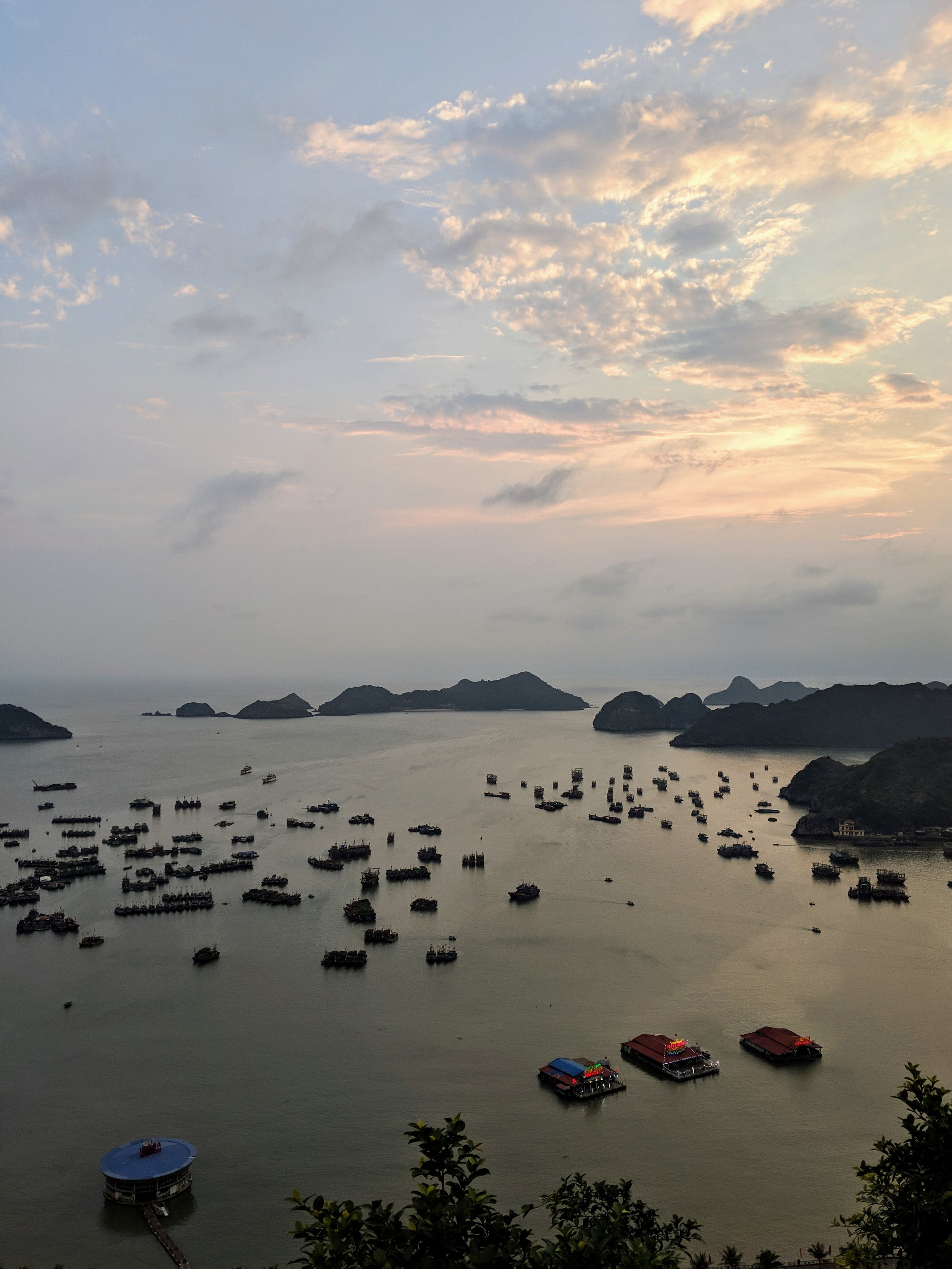 Cannon Fort, Cat Ba