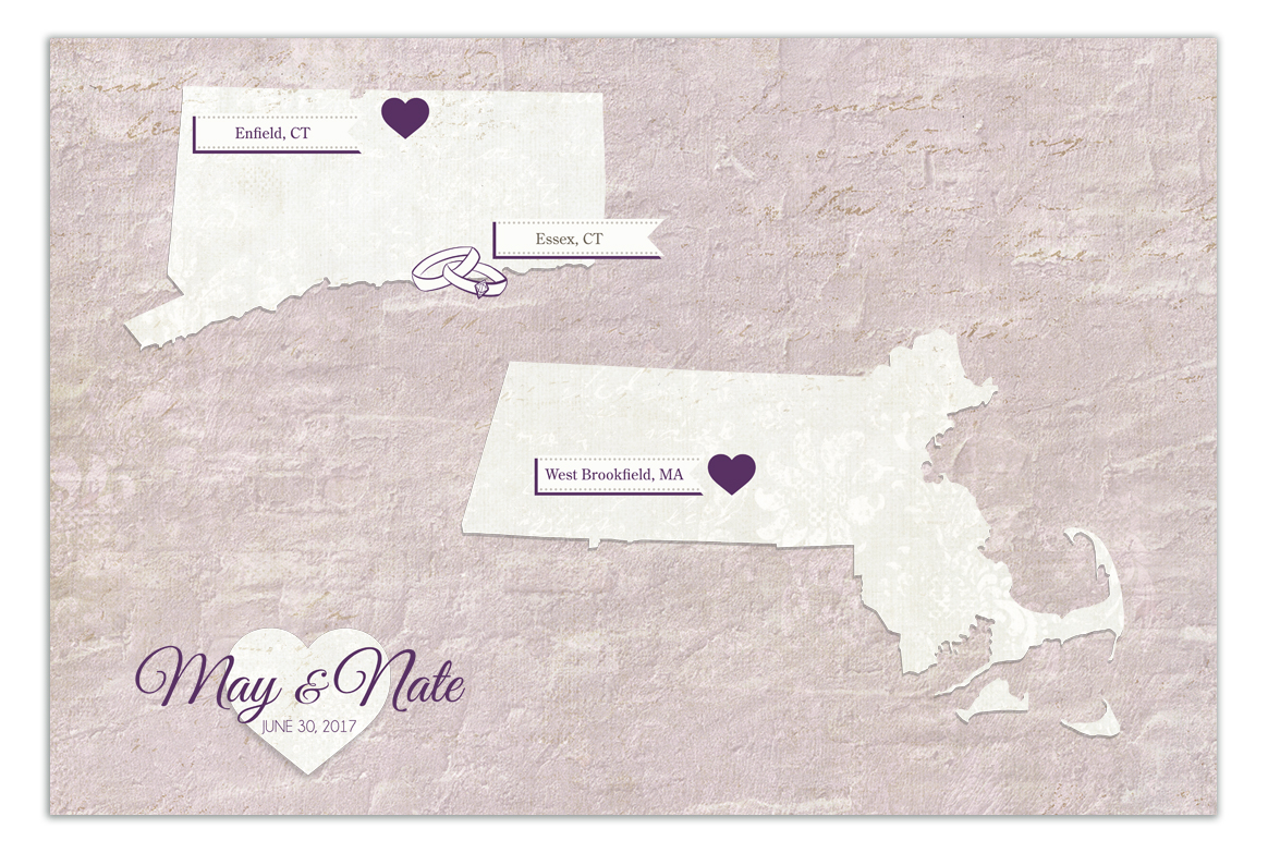 Our new Blush map...... available here
