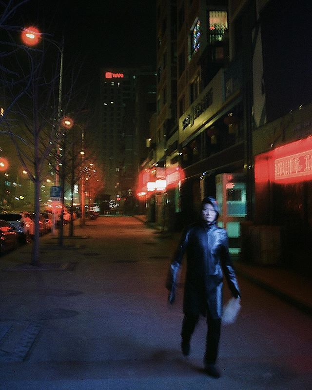 丹东 #cinestill800