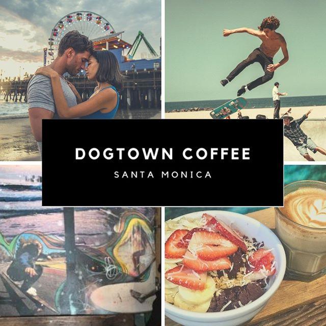 From Acai Bowls to Micro-Roasted Coffee, Dogtown Coffee has everything you need to get through your hump day!  #dogtowncoffee #coffee #coffeelovers #acaibowl #skateboarding #santamonicabeach #santamonica #santamonicacoffee #santamonicabreakfast #coffeeshopvibes #skateboarding #surfing #dtcsaltydog #breakfastsantamonica #veniceboardwalk