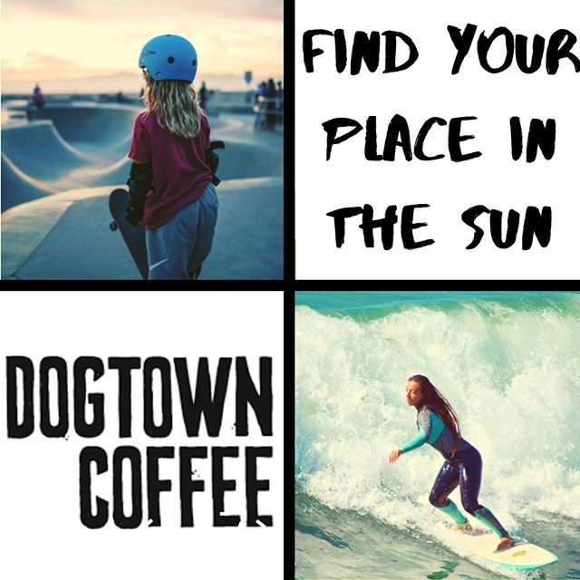 There's a place where you shine the brightest. Make time to be in that space as much as possible.  #dogtowncoffee #coffee #coffeelovers #acaibowl #munchieburrito #santamonicabeach #santamonica #santamonicacoffee #santamonicabreakfast #coffeeshopvibes #skateboarding #surfing #dtcsaltydog #breakfastsantamonica #veniceboardwalk