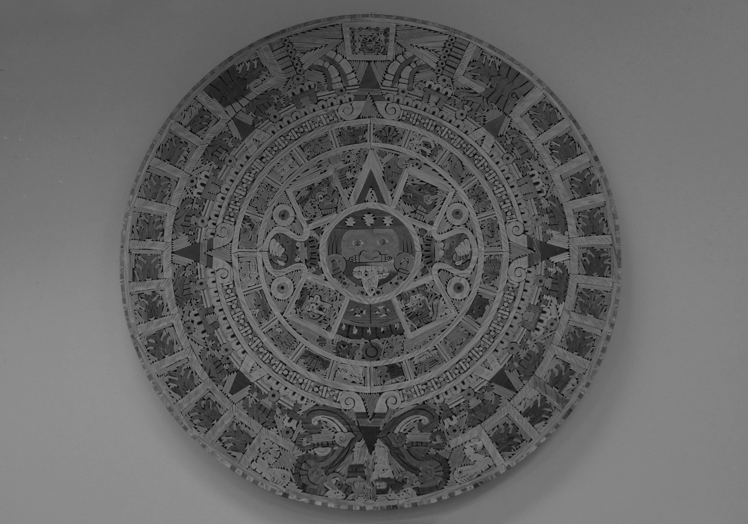 Aztec Calendar (Calendario Azteca)