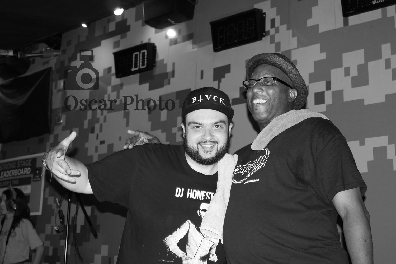 DJ's at Fiesta del Sol 2014