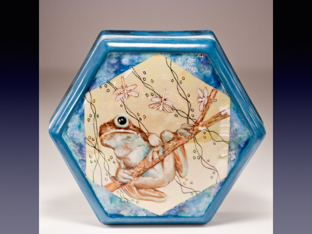 Porcelain Box _ Face Photography