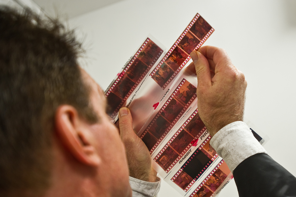 Film Negatives to Digital Process_Face Photography