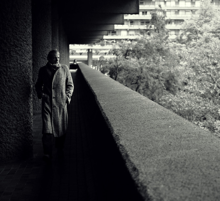 Barbican - Street Photography