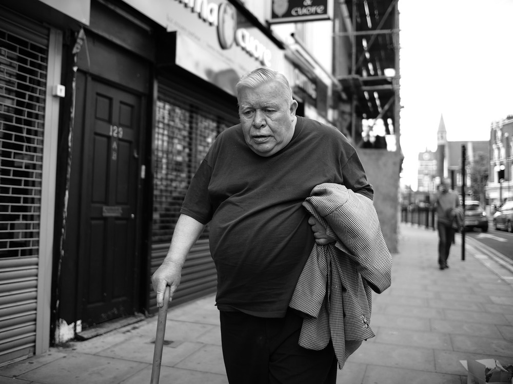 Kentish Town - Street Photography