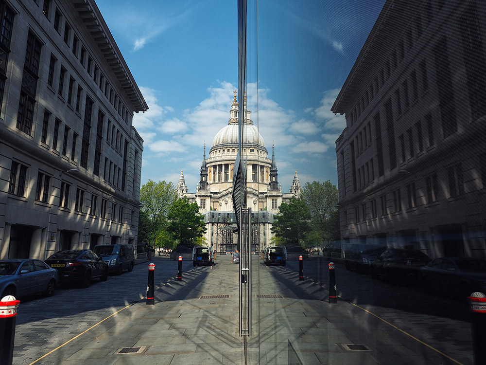 Land Securities' One New Change Building in St Paul's