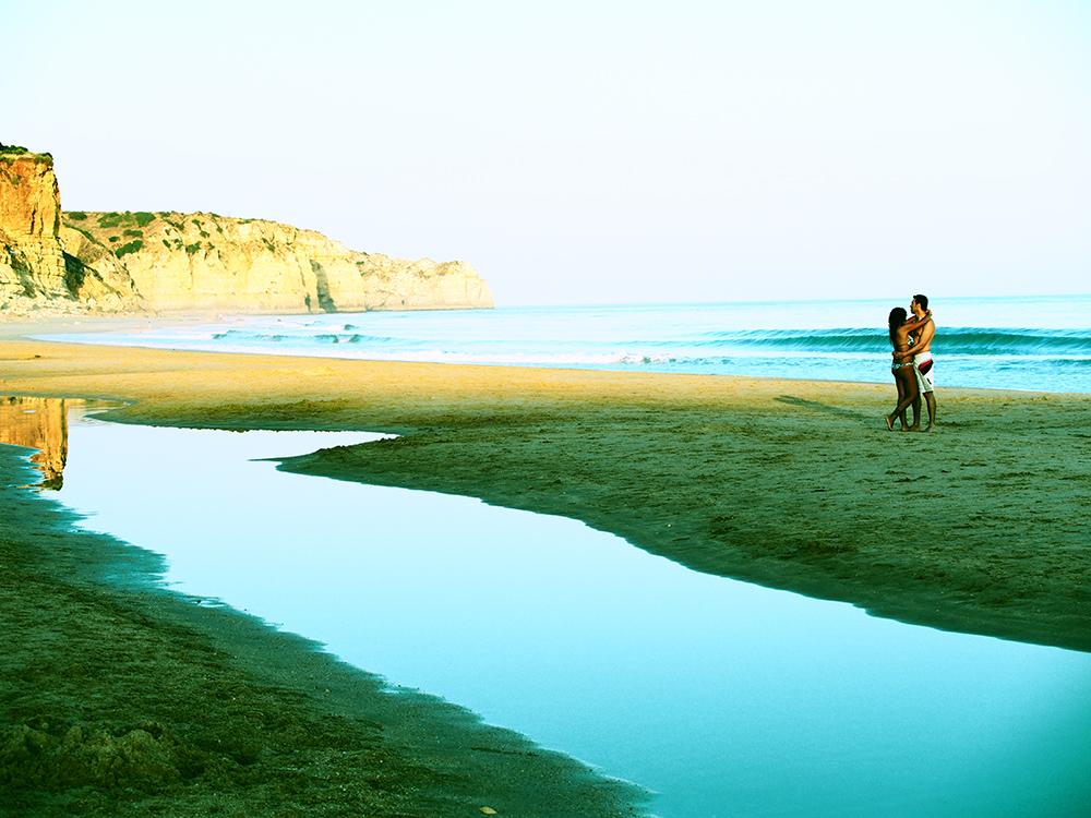 A very romantic setting.