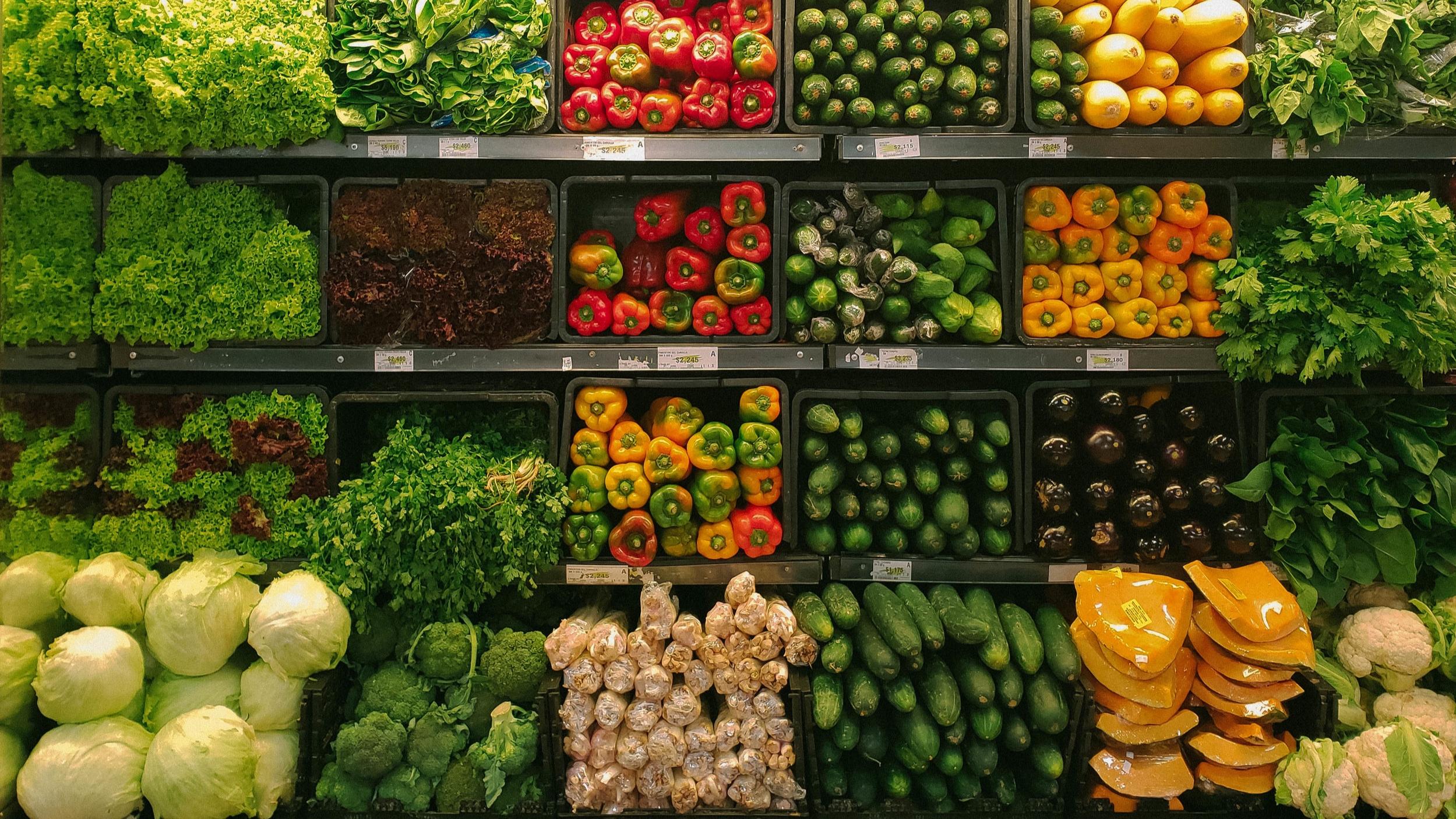 Food retail of the future - 'Zet een winkelkarretje bij je ingang en je bent een supermarkt.'