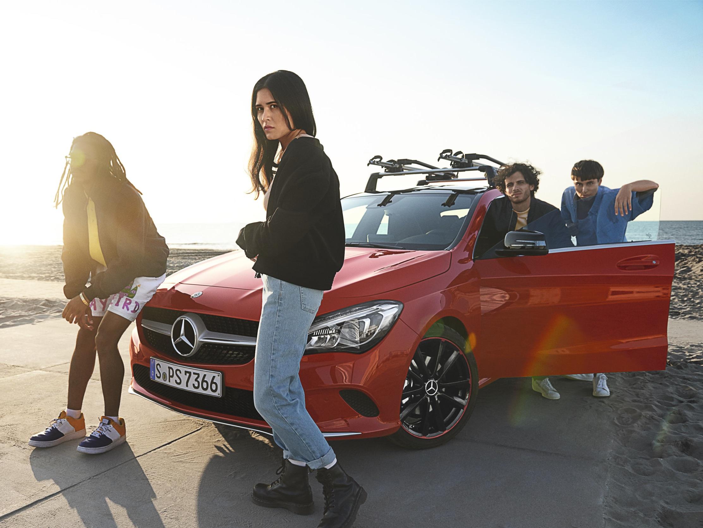 Mercedes Benz Accessoires - For Scholz & Friends
