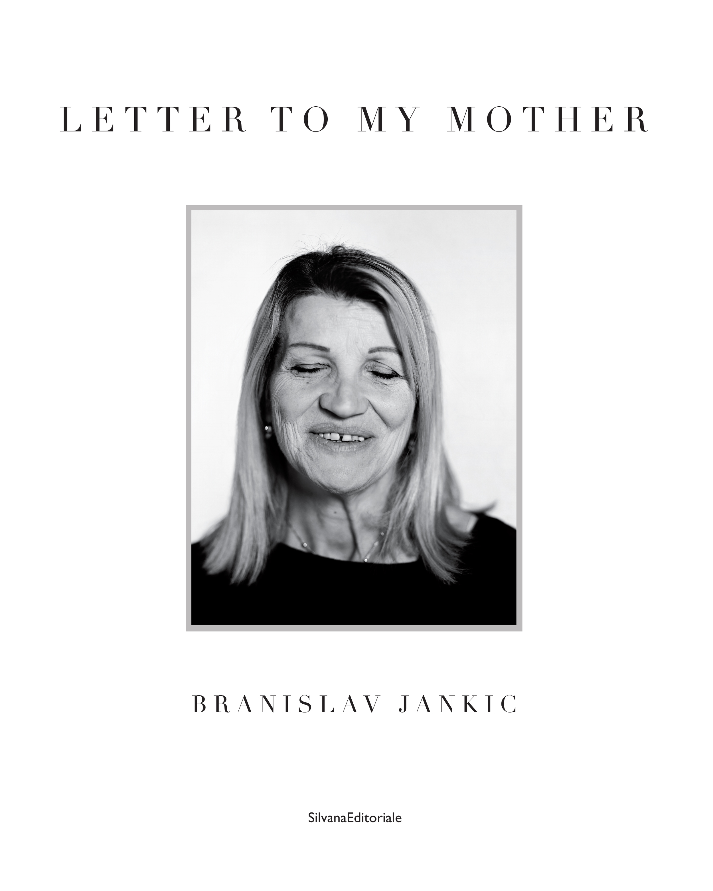 Letter to My Mother  book cover