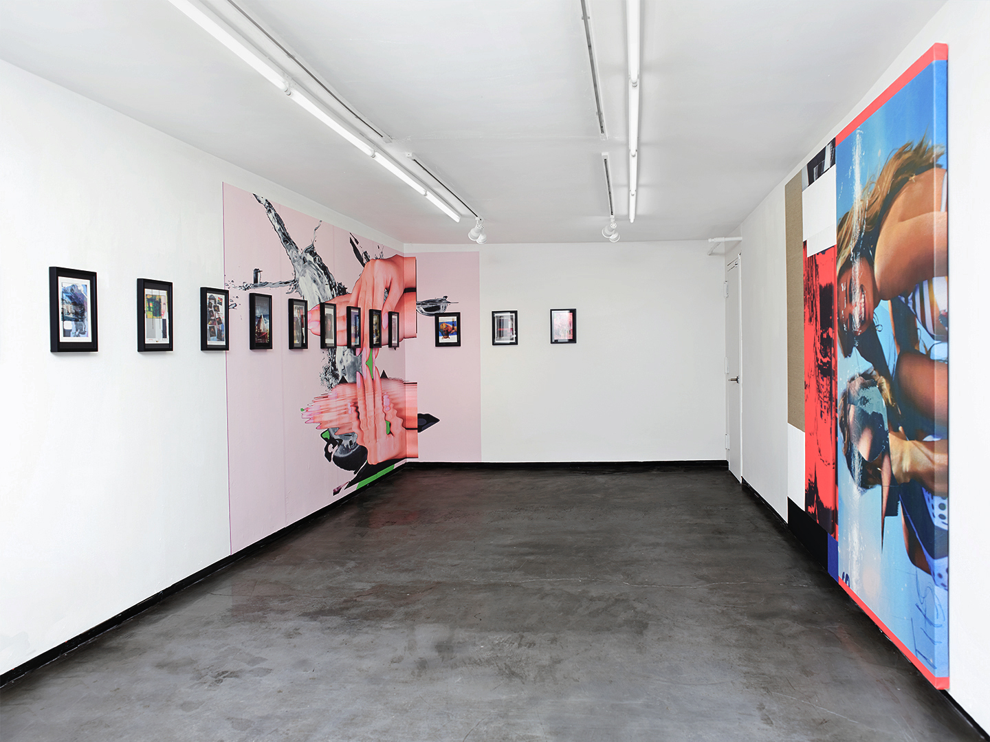 Chris Dorland's  Chinese Ferrari, body juice, easy abs diet, ryan gosling silicone core, deskjet 3520;first 500 get a free hoodie , March 5 - April 18, 2015;  More information ; Photo credit:  BFA.com