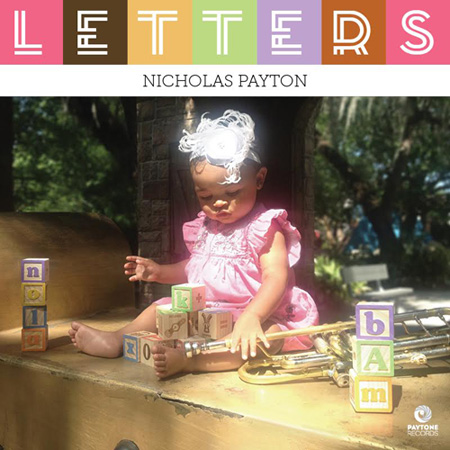 Letters [Paytone Records/2015] BUY NOW:  CDBABY  |  ITUNES