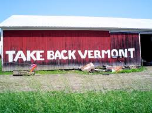 At midnight July 1, 2000, the union of same-sex couples became legal in the state of Vermont - and for the first time in world history. However, in the summer and fall of that year, Thousands of Vermonters placed signs on their property to protest the coming of gay marriage. But the backlash proved short-lived.