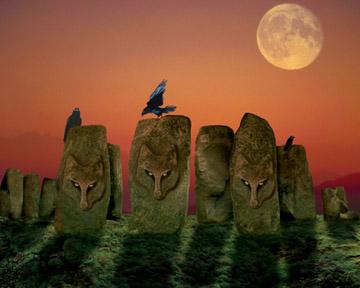 Wolfhenge