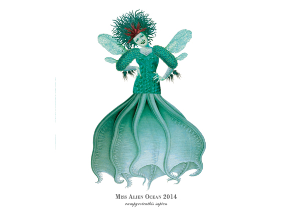 """Miss Alien Ocean"""