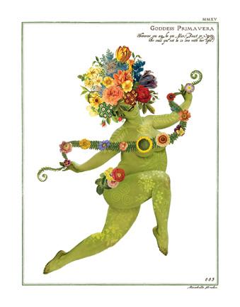 """""""Goddess Primavera"""""""