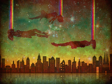 """City Rising (Dreamers #2)"