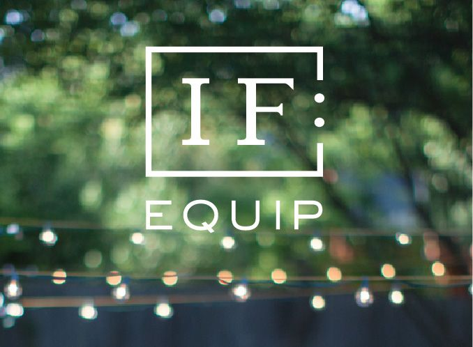 IF Equip is an excellent online Bible study resource for women. Packed with daily reading, questions for reflection, and online interaction, this is an excellent tool for your walk with Christ.