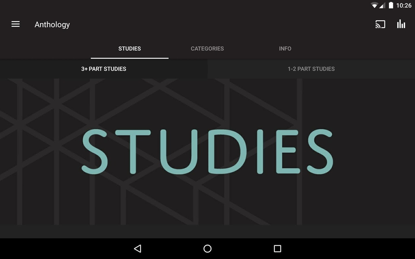 Anthology.study is your go-to source for excellent video teaching and leader guides from North Point Community Church.