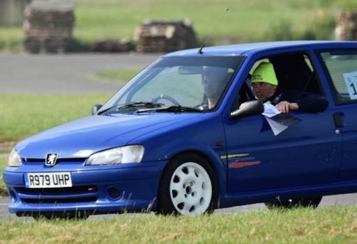 2018 Winners Ben Griffin/Steve Connor (Peugeot 106 Rallye) Photo: Mark Summers