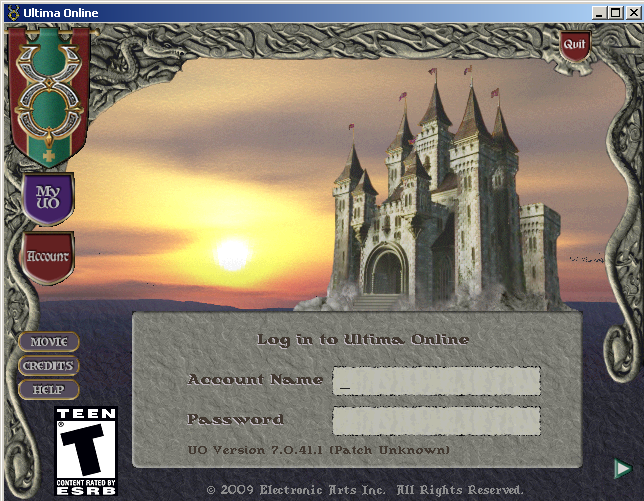 Some of you just tried to log in, didn't you? I don't blame you. I really can't.