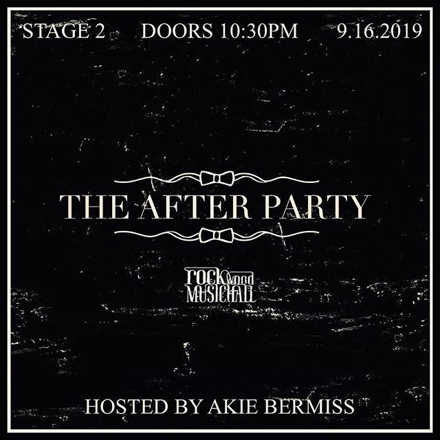 Good place to be tonight for sure! • • #theafterpartynyc #inorout #nyc #party #drinks #shh #rockwoodmusichall @theafterpartynyc