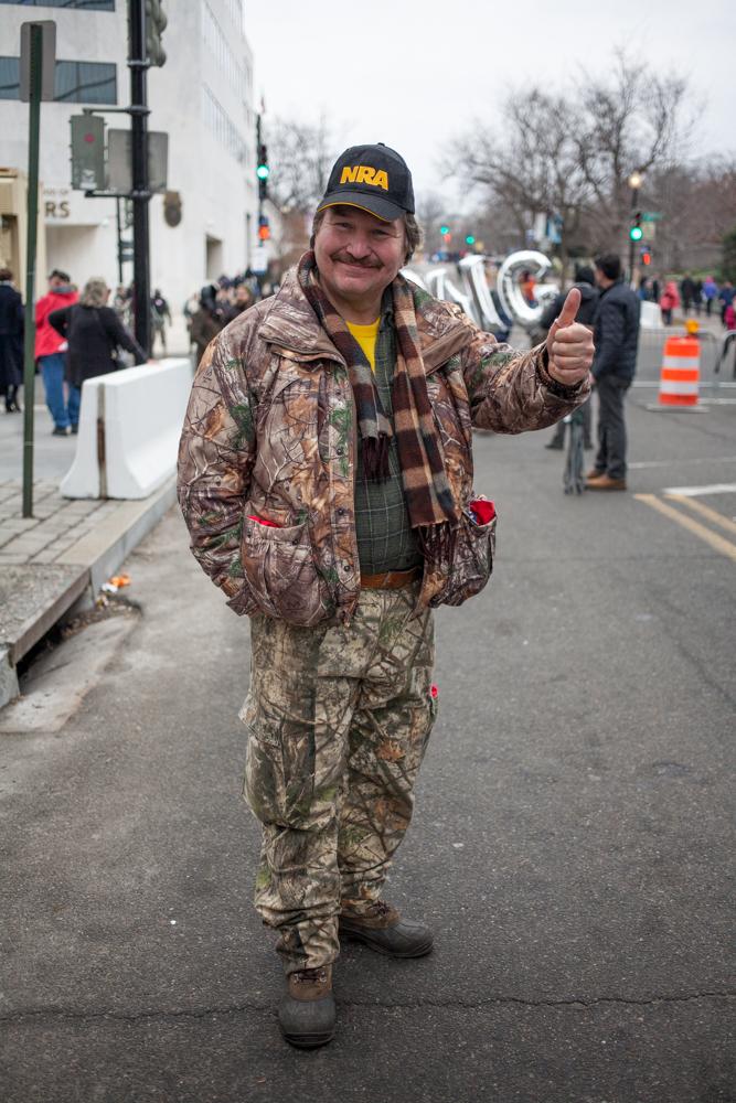 Friendly rifle enthusiast.