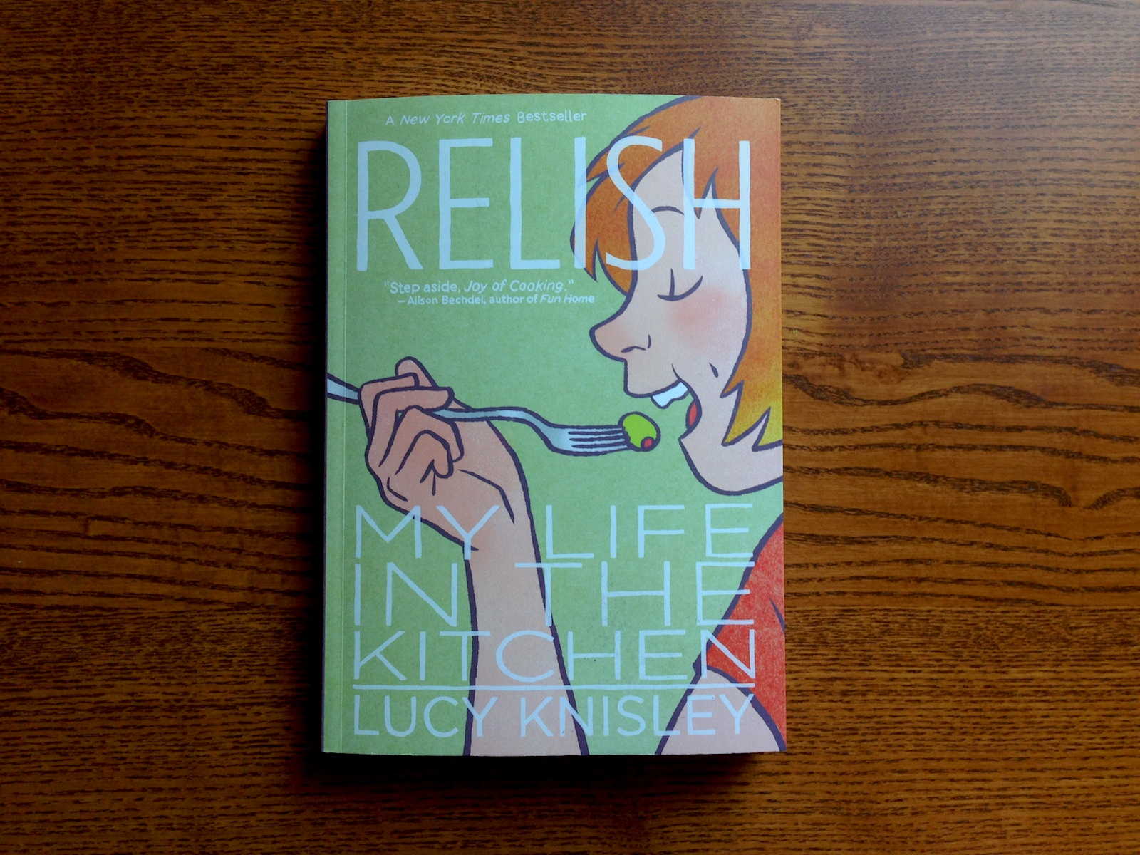 Portada de Relish: my Life in the Kitchen