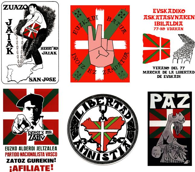 Las tipografías vascas, otro ejemplo de proyección visual identitaria que nace al calor del nacionalismo romántico del S. XIX