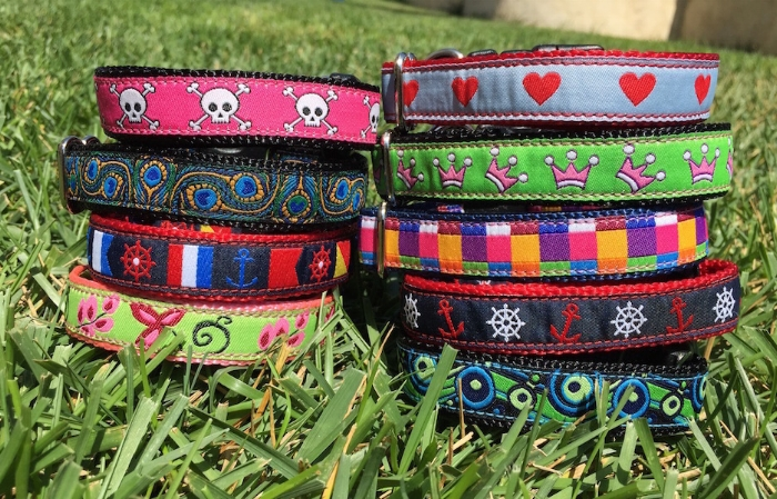 Ribbon Collars (Small)