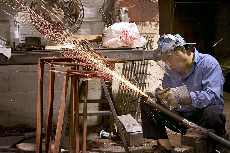 Structural Iron and Steel Worker