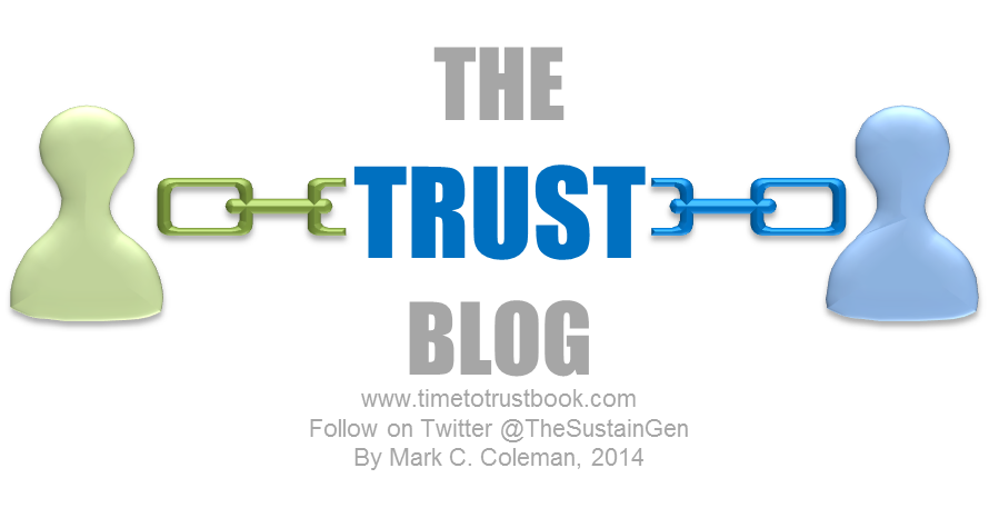 Welcome to The Trust Blog by Mark Coleman