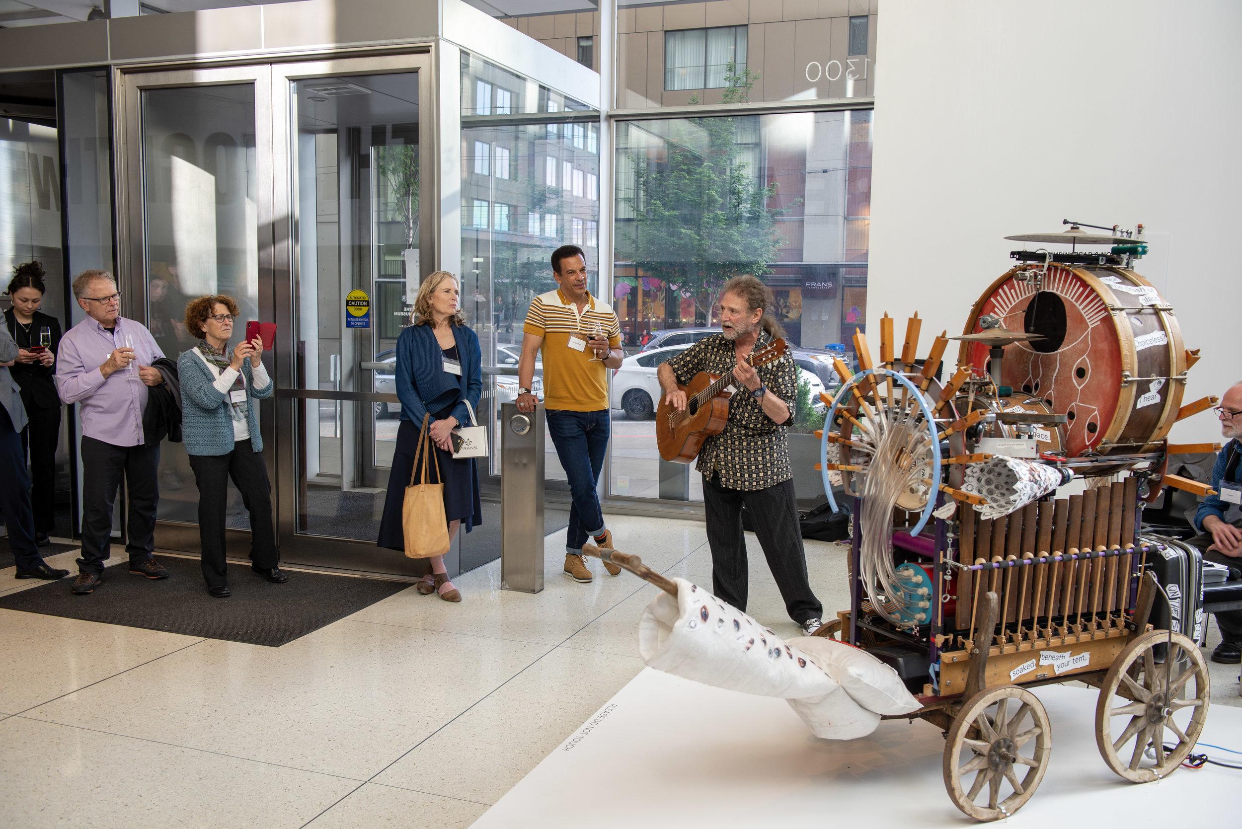 exhibitions & programs -