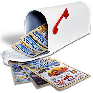 Coupon Magazine Publishing Opportunity