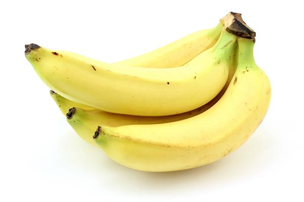Kaliumkilde.  Banan er en av de gode kaliumkildene som vil kunne redusere blodtrykket. Foto: flickr.com