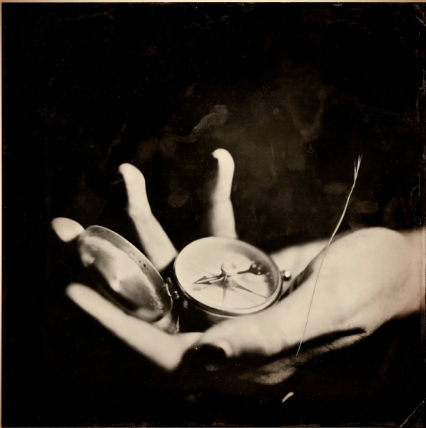 Pencey Prep, 8 x 8 inch tintype, 2012