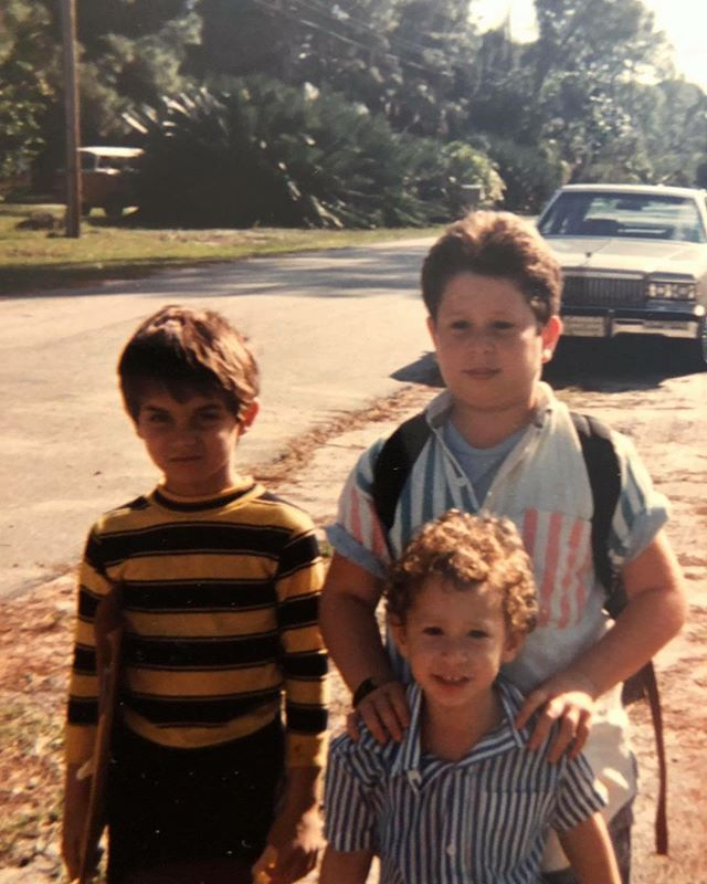 I know you always got my back❤️#tbt R.I.P Big bro 🙏🏻 Brian Gould  7/28/78 - 11/6/18