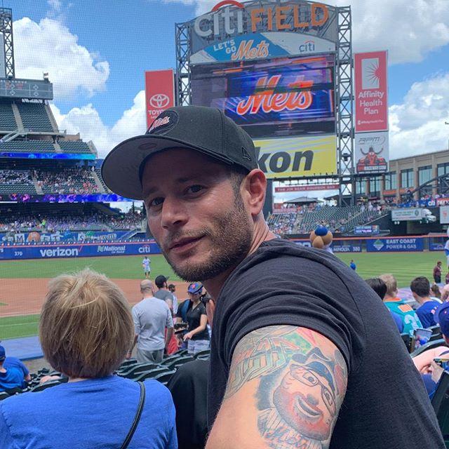 Let's go Mets! #wishyouwerehere