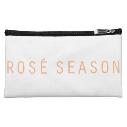 ROS É  SEASON COSMETIC BAG - $36.95