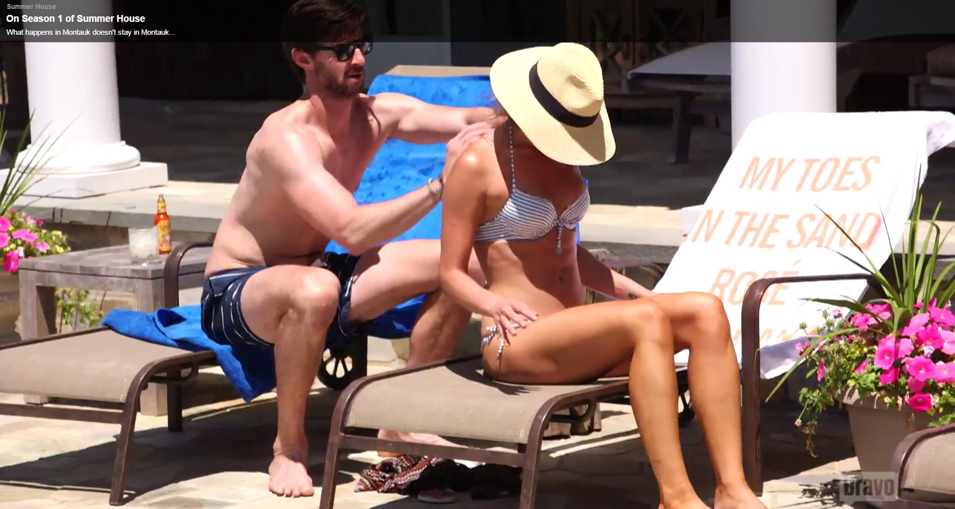 beach towel as seen on bravo tv