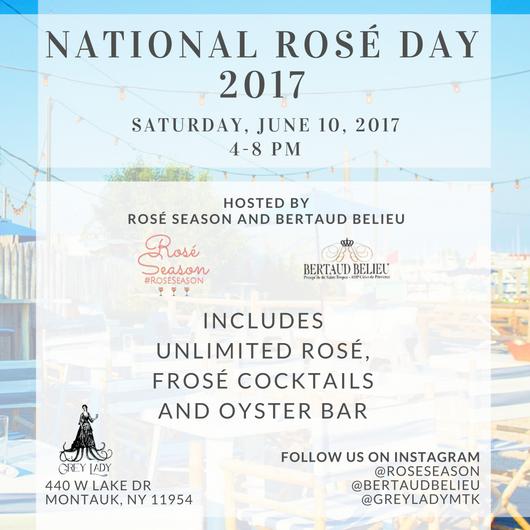 national rose day 2017 - hamptons - saturday, june 10, 2017 - @roseseason instagram post