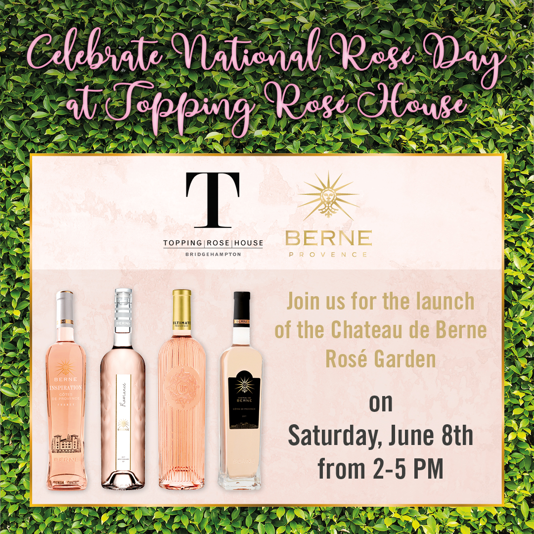 Unlimited rosé for only $25! -